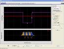 Screenshot of the simulation Quantum Bound States