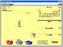 Screenshot of the simulation Κατασκεύασε ένα Άτομο