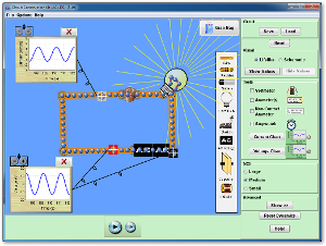 Circuit Construction Kit (AC+DC) Screenshot