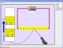 Screenshot of the simulation Conductivity