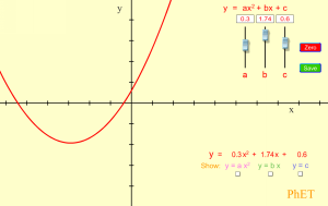 Equation Grapher Screenshot