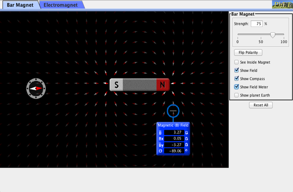 Magnets and Electromagnets screenshot