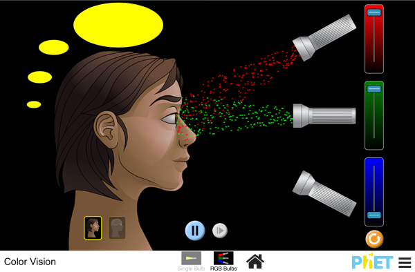 Color Vision screenshot.