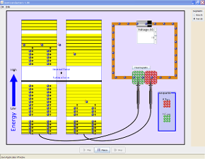 Semiconductors Screenshot