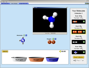 Build a Molecule