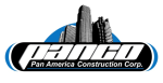 Pan America Construction logo